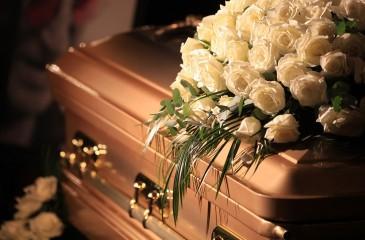 Hagyományos temetés
